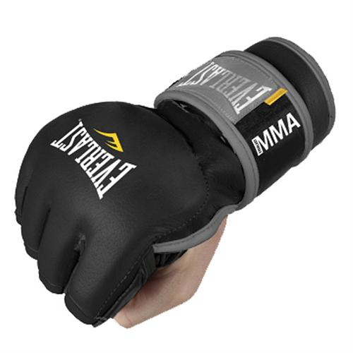 Everlast 5oz Leather Grappling Gloves